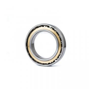 50 mm x 110 mm x 44,4 mm  NKE 3310-B-TV angular contact ball bearings