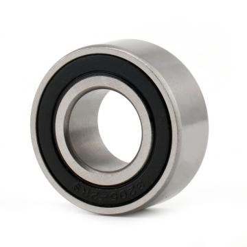 90 mm x 125 mm x 18 mm  KOYO 3NCHAR918 angular contact ball bearings